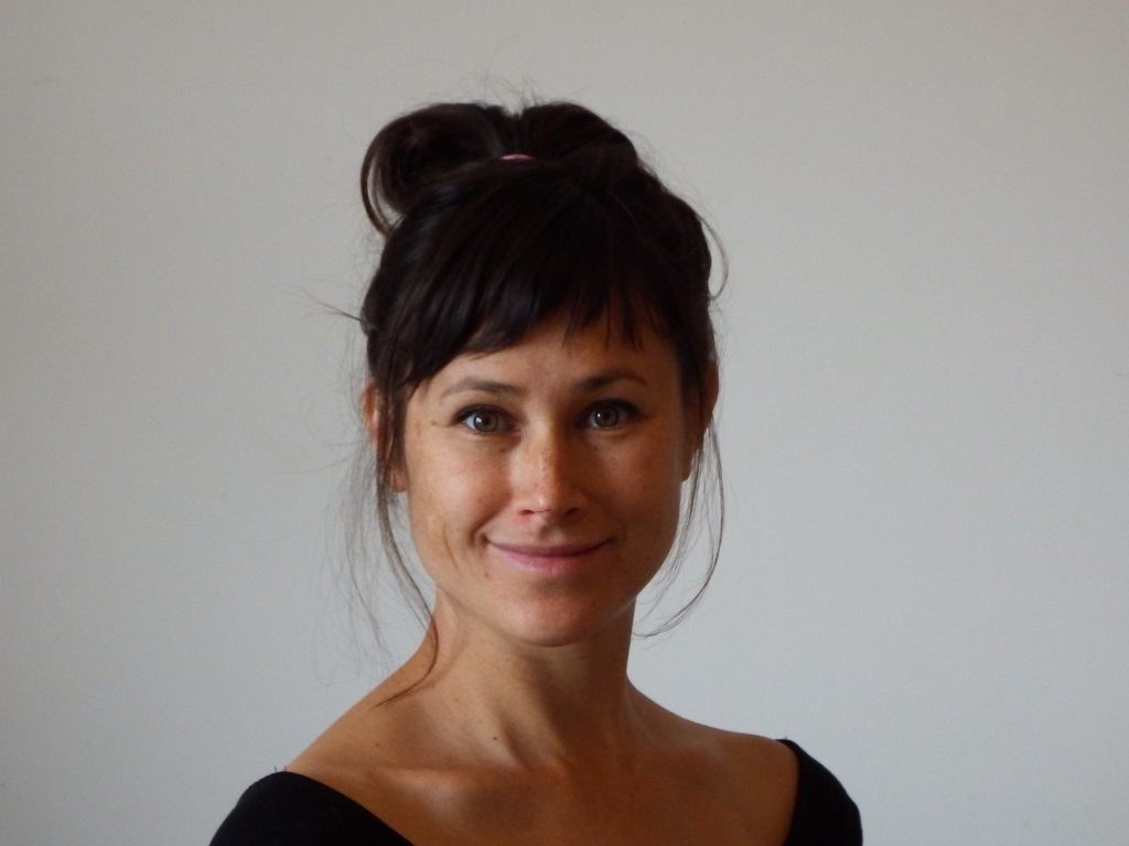 Jen Dickey, acupuncturist